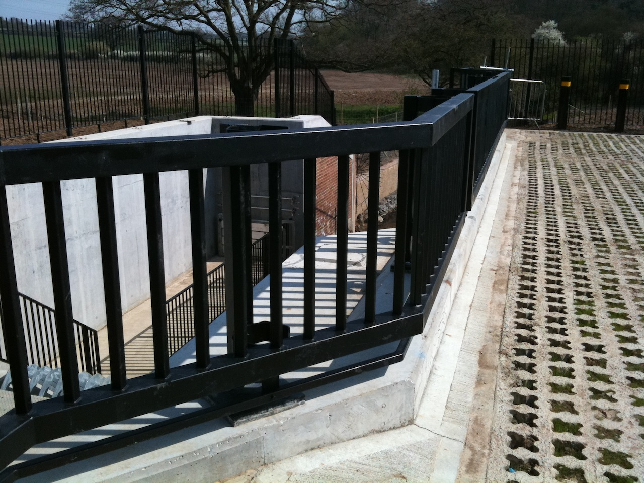 Manufacture Maintenance And Repair Of Vehicle Parapets
